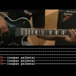 Highway To Hell - AC/DC (aula de guitarra completa)