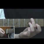 Aprenda a tocar o riff da música Iron Man (Metallica)