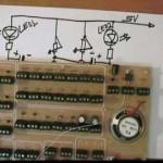 Curso eletronica com placa de laboratório video 5/7