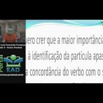 Aula de Português com Professor LF - http://www.portalead.net.br