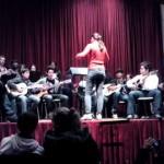 Terceira apresentação de violão do Vinícius Fraga