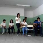 (Cover) Miley Cyrus - The Climb - Show De Talentos na Escola Plácido de Castro