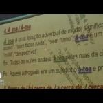 Concursos - Vestibular - Portugues - Dicas da Norma Culta - Aula I - TV OESTE