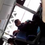 Gaja no autocarro Parte 2