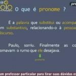 Português - Pronome - CentroApoio.com - Vídeo Aula