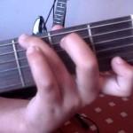 Aula violão professor Victor Góis, acordes com 7 (Lucas)