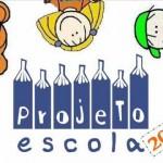 Aulas de inglês Escola Projeto - 2011