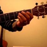 video aula para iniciantes acordes menores