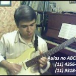 Guitarra: Improviso em Sol maior