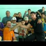 Dança de Rua e Curso de Violão de Timbó Grande, Ponte Alta do Norte e Santa Cecília SC 2009 Instrutor Soldado da PMSC Marcos Telles