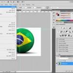Curso de Photoshop - Movimentação de Imagens - www.blixx.com.br