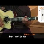Esse Amor em Mim - Restart (aula de violão completa)