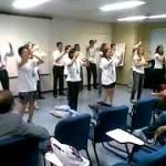 Curso de Libras - Infraero SBNT (12/10)