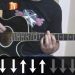 Só Por Uma Noite - Charlie Brown Jr. (aula de violão completa - parte 2)