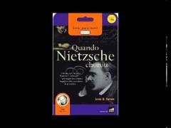 AUDIOLIVRO:Quando Nietzsche Chorou Parte 03